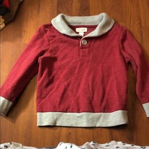 UGC - 2 toddler boy pull over Cat & Jack sweaters